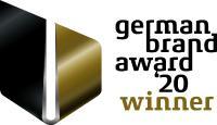 "German Brand Award in der Kategorie ""Excellent Brands – Corporate Services"""