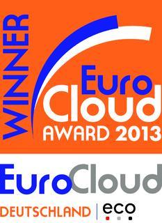 """Logo """"EuroCloud Award"""""""