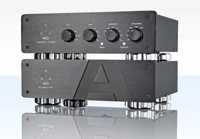 Avid introduce new Pulsare II Phono stage