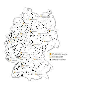 STILL Servicenetz für Karabag Elektrofahrzeuge, Foto: STILL GmbH
