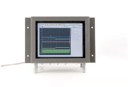 Q84-Schweißdatenvisualisierung zur schnellen Parameterfindung