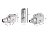 Die neuen piezoelektrischen Beschleunigungssensoren von ASC eignen sich besonders für industrielle Anwendungen