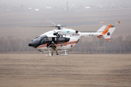 EC145 © Copyright Eurocopter Kazakhstan Engineering