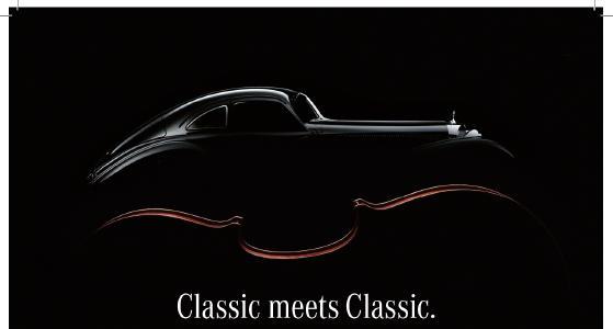 Classic meets Classic