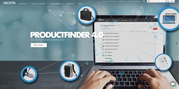 DICOTA Productfinder 4.0