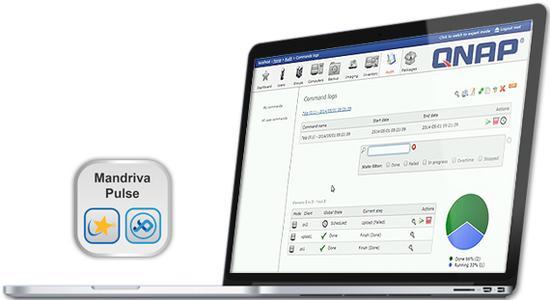 QNAP und Mandriva liefern IT Manager Station direkt auf´s NAS