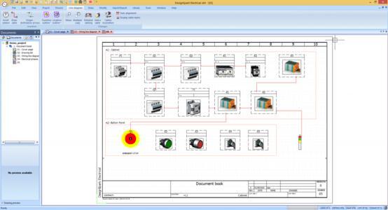 DesignSpark Electrical wurde in Zusammenarbeit mit Trace Software International entwickelt, einem Marktführer im Bereich der Elektro-Konstruktions- und -Berechnungs-Software.