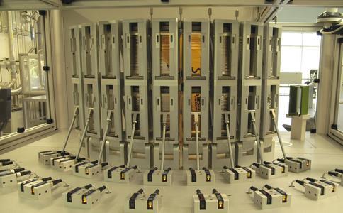 6 Lasertrimm Kassetten