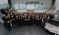 "Audi-Tochter Lamborghini ist ""Employer of Choice"""