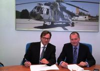 Airbus Helicopters signs MoU with Czech company LOM PRAHA s.p.
