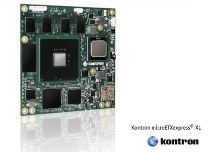 microETXexpress®-XL von Kontron