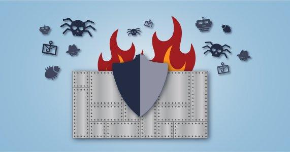 Optimaler Schutz für Cyber-Angriffen mit einer Next Generation Firewall (Quelle: m2solution/Nutzung honorarfrei)