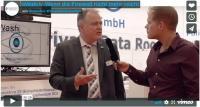 Ramon Mörl, Geschäftsführer itWatch, auf der HMI 2019