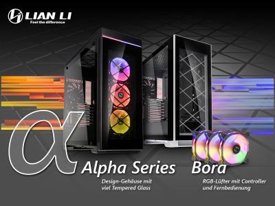 Lian Li Alpha Series