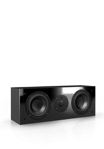 nuBox WS-201 liegend Black & Black