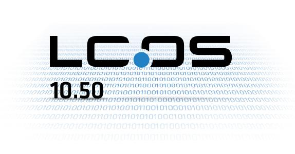 Logo LCOS 10.50