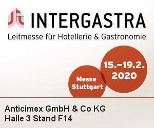 Anticimex auf der Intergastra 2020