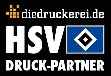 Print partner of HSV: diedruckerei.de