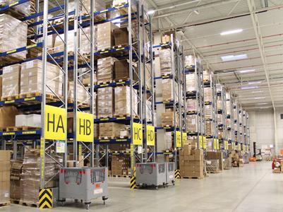 Im ersten Schritt kann dm-drogerie markt am Standort Alzenau der trans-o-flex Logistik-Service auf Kapazität für bis zu 5.000 Online-Bestellungen täglich zurückgreifen. Der Dienstleister hat sich bereits Erweiterungsflächen gesichert, auf denen die Lagerkapazität verdoppelt werden könnte