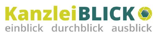 KanzleiBLICK Logo
