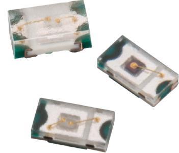 LED-Serie WL-SMCC in kleiner Bauform und mit hoher Lichtintensität (Bildquelle: Würth Elektronik )
