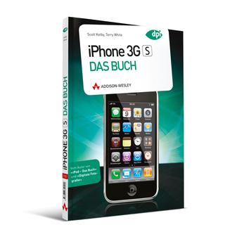 Das iPhone 3GS Buch, Verlag: Addison-Wesley, Autor: Scottt Kelby, ISBN: 978-3-8273-2920-2, 208 Seiten, komplett 4-farbig, € 19,80 [D]