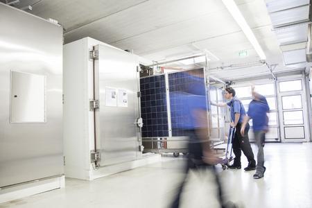 Klimakammer für Umweltsimulation