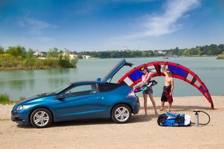 Honda CR-Z, eines der sichersten Autos in Europa