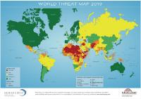 Result Group veröffentlicht World Threat Map 2019 - Bedrohungskarte