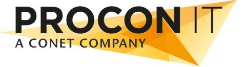 Neues Logo der PROCON IT GmbH
