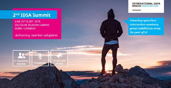 2nd IDSA Summit on June 25th & 26th at Deutsche Telekom Campus Bonn, Germany