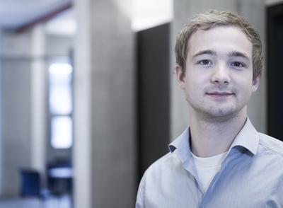 Sascha Krüsi, Geschäftsführer der customweb GmbH