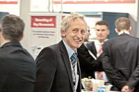 Security 2012 in Essen - Messenachlese