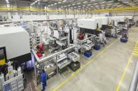 Werksstandort Neuss der Divison Mechatronics (Rheinmetall Automotive AG)
