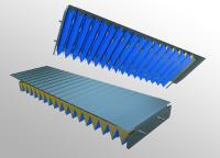 Maximale Flexibilität, minimaler Bauraum: Der innovative W-Faltenbalg von HEMA ist kompakt und bietet gleichzeitig einen nahezu hundertprozentigen Auszug pro Falte