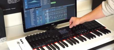 Musikmesse: Nektar announce Panorama workflow integration with Apple Logic X