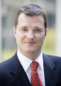 Martin Greiwe, Abteilungsleiter Archivierung in der Ratiodata