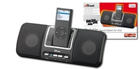 Trust stellt Portable Sound Station for iPod vor