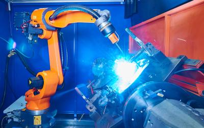 Increased Efficiency in Automated Welding Technology