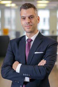 Raphael Kugler, neuer Chief Financial Officer bei InfoGuard