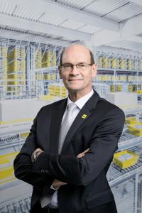Harrie Swinkels, CEO SSI Schäfer