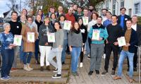 Rund 30 Lehrkräfte aus Gemeinschaftsschulen nehmen am Projekt des MINT-Lernkreislaufs teil. Foto: IJF