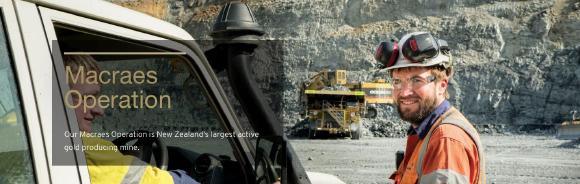 Minenleben bei hervorragender Produktionsentwicklung verlängert!