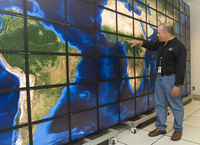 Nasa's new hyperwall-2 system is based on Tyan's Thunder N6650w S2915
