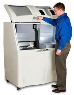 Bild: 3D-Drucker ZPrinter 350