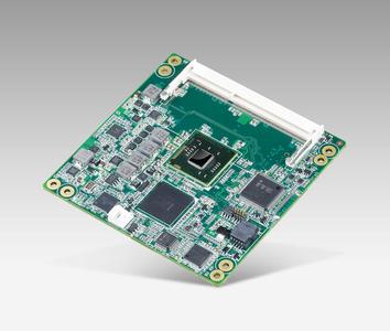 Das Advantech SOM-6765 COM-Express Compact Modul