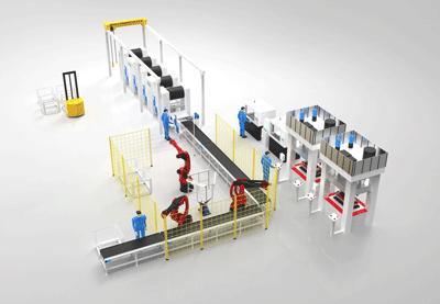 Im Fokus der Partnerschaft steht das innovative Vertriebswerkzeug Lino® 3D layout zur Erzeugung von perfekten 3D-Aufstellplänen mit SOLIDWORKS.