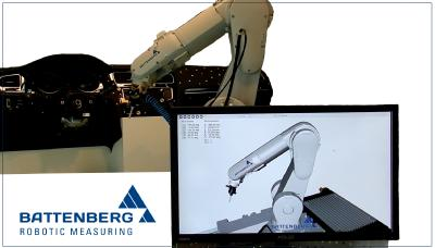Funktionaler Digitaler Zwilling in der Messrobotic