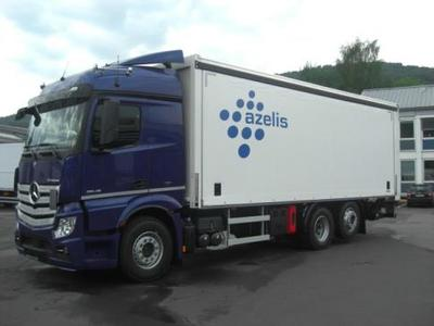 AZELIS erweitert Fuhrpark mit innovativer ORTEN SafeServer Fahrzeugtechnik...