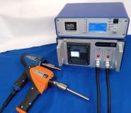 Kunststoffteile rational mit Ultraschall von Hand verschweißen
